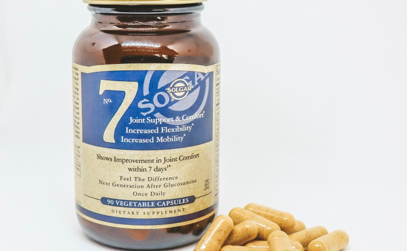 THE SUPPLEMENT YOU NEED TO MANAGE YOUR JOINTPAIN